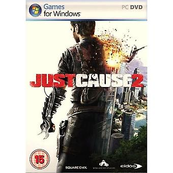 Just Cause 2 PC juego