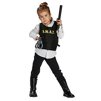 SWAT chaleco traje de policía para niños SEK