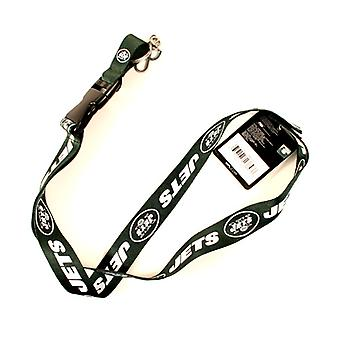 New York Jets NFL Double Sided Lanyard