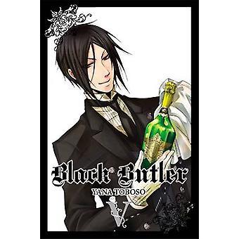 Black Butler - v. 5 by Yana Toboso - 9780316084291 Book