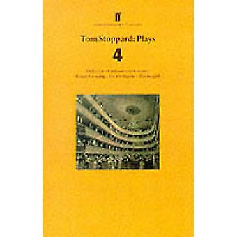 Tom Stoppard Plays 4 - Dalliance; Undiscovered Country; Rough Crossing