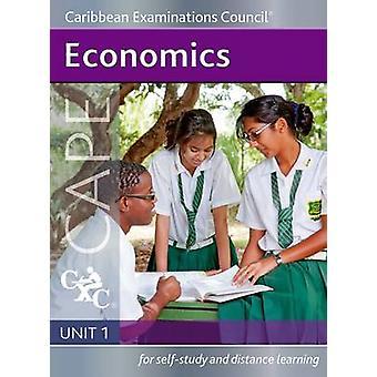 カリブ検査議会研究ガイドによって経済ケープ ユニット 1