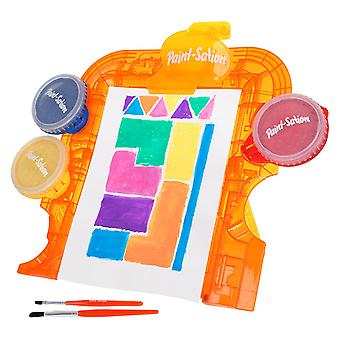 Paint-Sation Mess Free Kids Paint - Easel