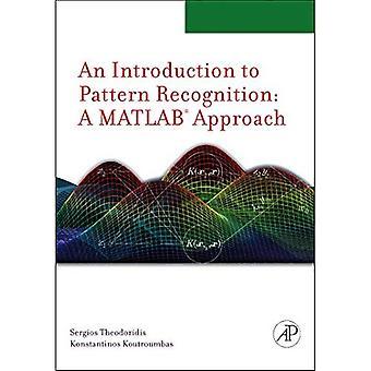 Introduction à la reconnaissance de formes: une approche de Matlab