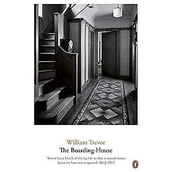 A casa de pensão (William Trevor Backlist romances)