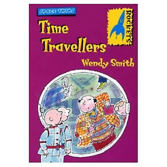 Les voyageurs du temps (fusées: espace Twins)
