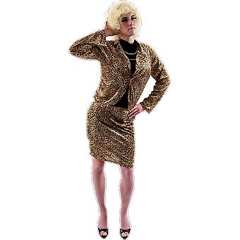 Orion Costumes Mens Drag Queen Funny Stag Do Fancy Dress Costume