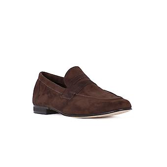 Soldini amalfi brown shoes
