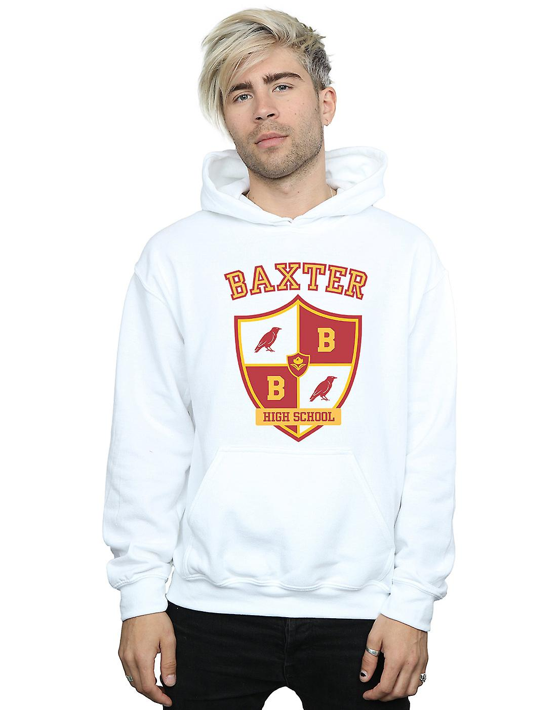 The Chilling Adventures Of Sabrina Men's Baxter Crest Hoodie