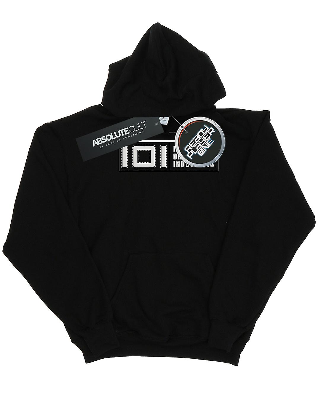 Ready Player One Boys IOI Logo Hoodie