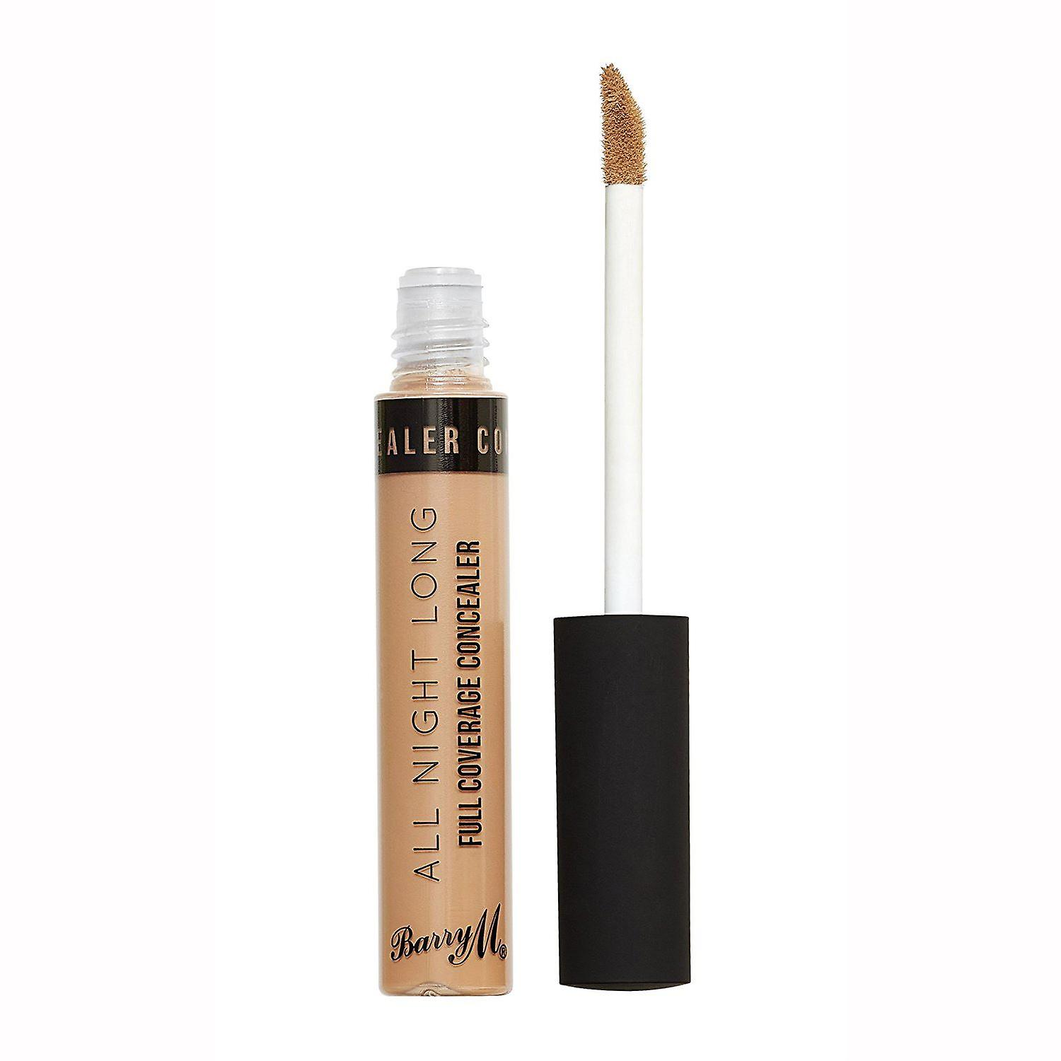 Barry M All Night Long Full Coverage Concealer - Hazelnut