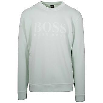 Boss Green Light grön Logo tröja