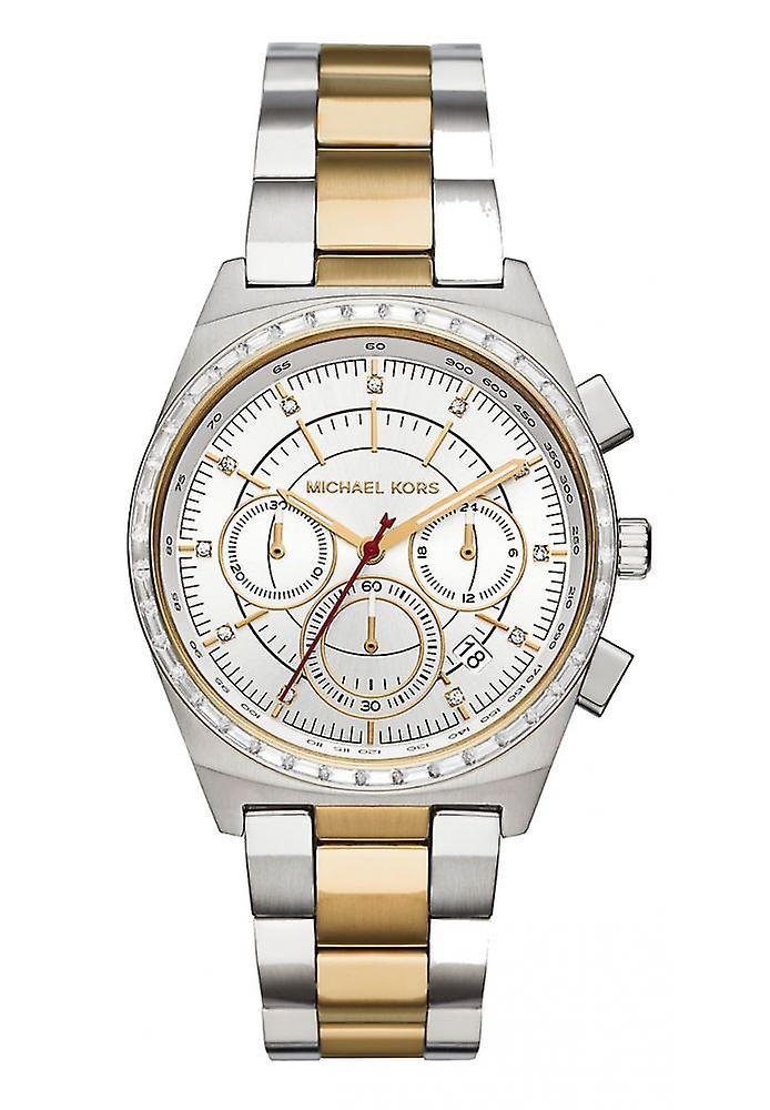 Michael Kors argent Womens dames or paillettes argent Wrist Watch MK6445