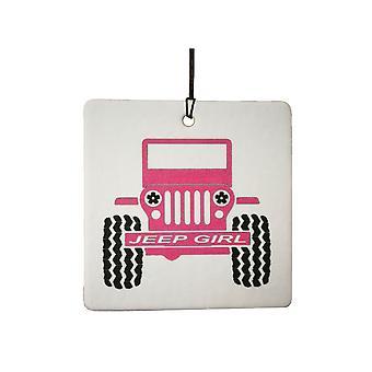 Ambientador de coche Jeep chica