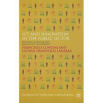 Tieto-ja viestintätekniikan ja innovoinnin julkisen sektorin Eurooppa-tutkimuksen tekeminen sähköisten viranomaispalveluiden Contini & F.