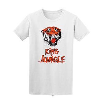 النمر ملك الغابة المحملة للرجال-الصورة عن طريق Shutterstock
