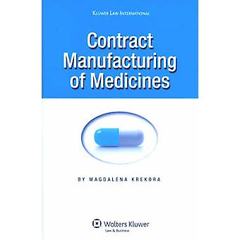 Contract Manufacturing of Medicines by Krekora & Magdalena