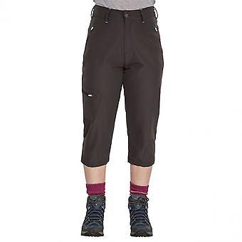 Trespass damskie uznają Stretch spodnie 3/4 Capri spaceru