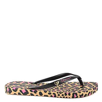 Ipanema Leopard Print weiß Flip Flop