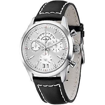 Zeno-watch mens watch gentleman chronograph Q 6662-8040Q g3
