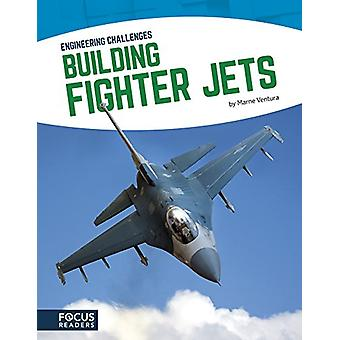Engineering Challenges - Building Fighter Jets by Marne Ventura - 9781