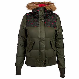 Adidas Women's Neo AOP Down Coat G79995