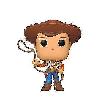 Funko POP-Disney-Toy Story 4: Woody