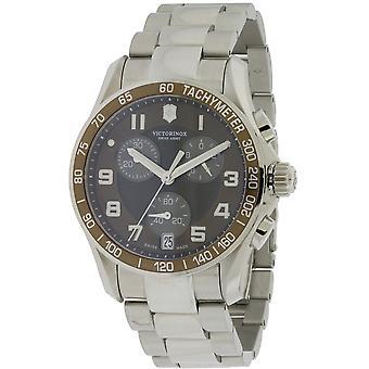 Armée suisse Victorinox Classic Chronograph Mens Watch 249036