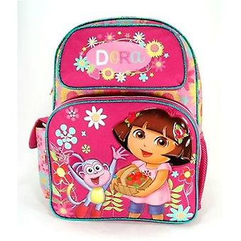 Backpack - Dora the Explorer - w/Boots Flower School Boys Bag Licensed 635701