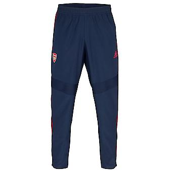 2019-2020 Arsenal Adidas Presentation Pants (Navy) - Kids