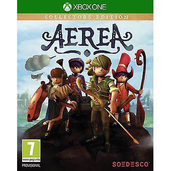 Aerea Collectors Edition Xbox One gry