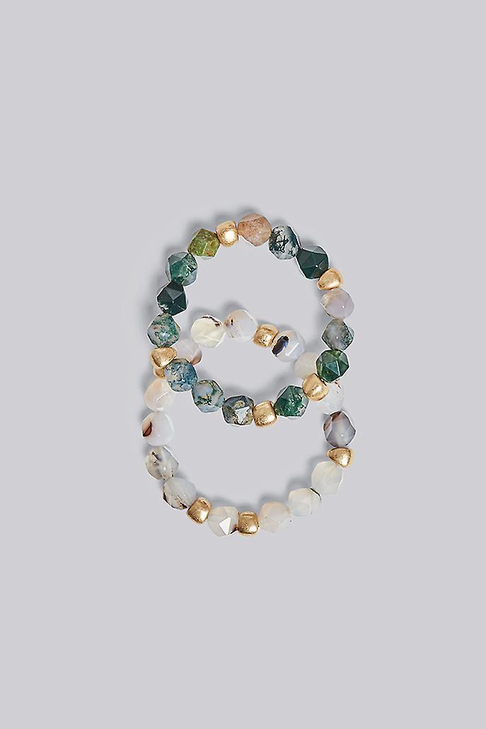 Louche Hope Bracelets Green