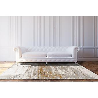Moderne tapijten-tapijten van de Mad Men Columbus gouden 8419-rechthoek