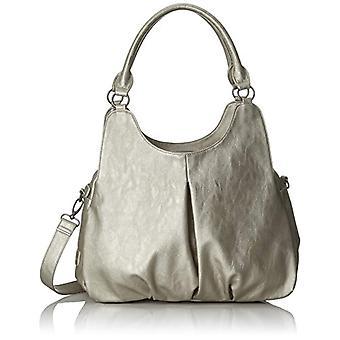 Fritzi aus Preussen Gabriela - Donna Silver shoulder bags (Silver) 15x38x41 cm (B x H T)