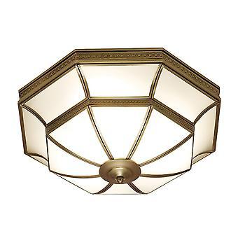 Balfour quattro luce incasso plafoniera - interni 1900 SN02FL47