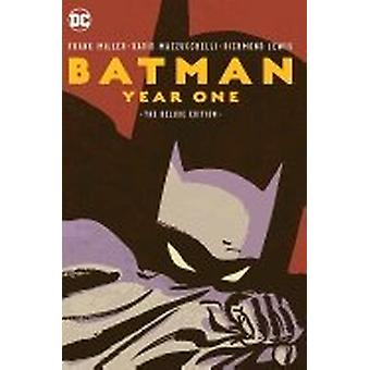 Batman Year One deluxe edition 9781401272944