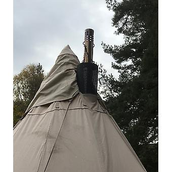 Frontier stove tipi sleeve