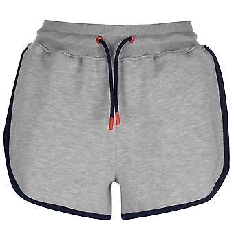 Lonsdale Womens Dolphin Shorts Fleece broek broek bodems Print Jersey