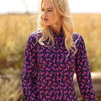 CLAUDIO LUGLI Kanker Lint Dames Shirt