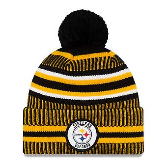New Era Sideline Bommel Kids Hat Pittsburgh Steelers
