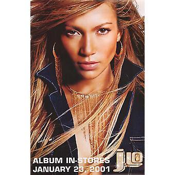 Jennifer Lopez (J.Lo) () Music Poster