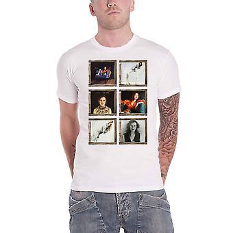 Tori Amos T Shirt Frames Logo new Official Mens White