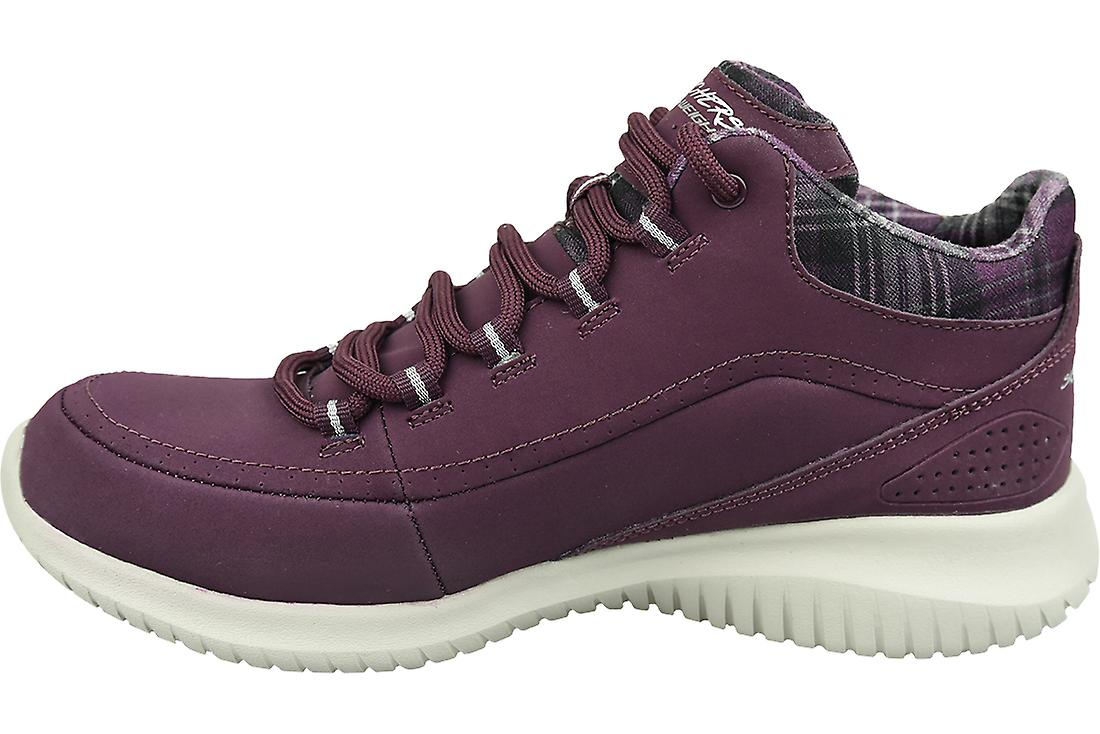 Skechers Ultra Flex 12918 BURG dames sneakers