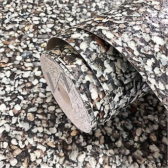 Sten Pebble tapet naturlig Rasch 899603