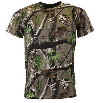 Spel camouflage korte mouw tshirt-TREK105