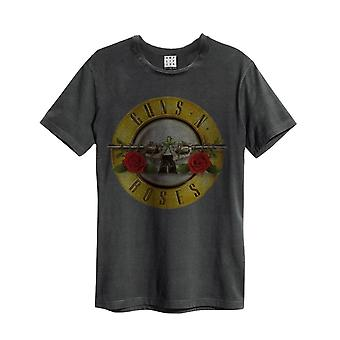 Versterkt Guns N Roses Drum T-shirt
