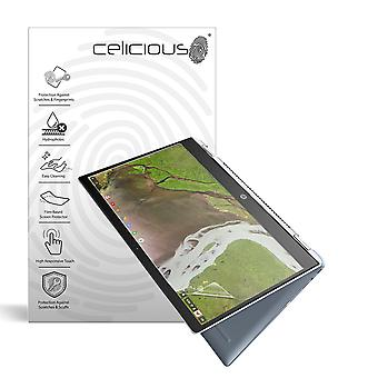 Celicious Impact Anti-Shock Shatterproof Screen Protector Film Compatible with HP Chromebook x360 14 DA0000NA