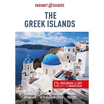 Insight Guides The Greek Islands Travel Guide with Free eBo