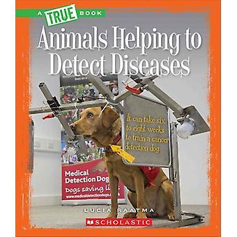 Eläimet, jotka auttavat havaitsemaan Susan H Gray-taudin