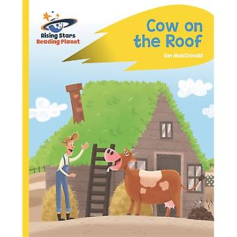 Reading Planet  Cow on the Roof  Yellow Rocket Phonics by Jo Nelson